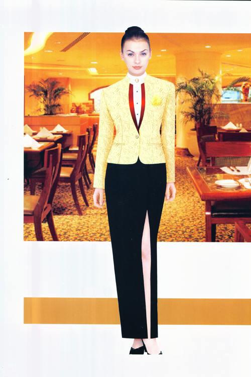 酒店制服16