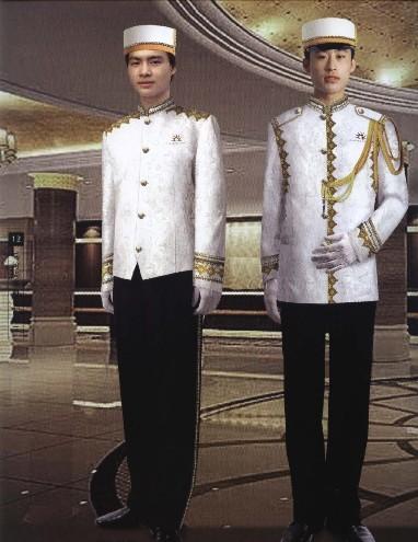 酒店制服18